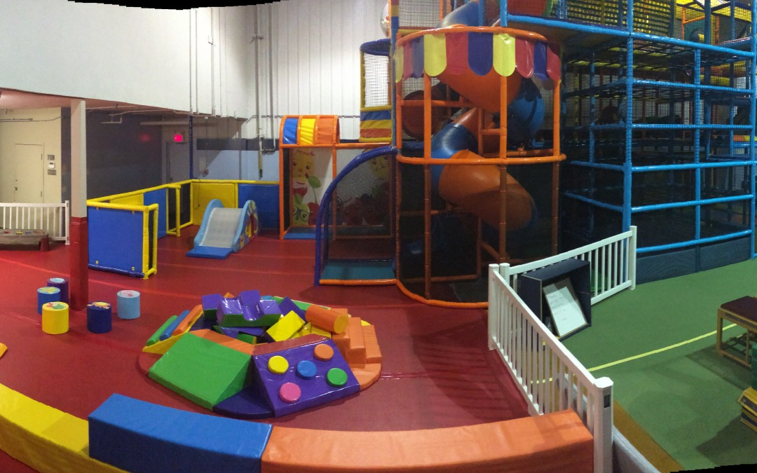 New – Amazing Adventure Indoor Playground Pass!