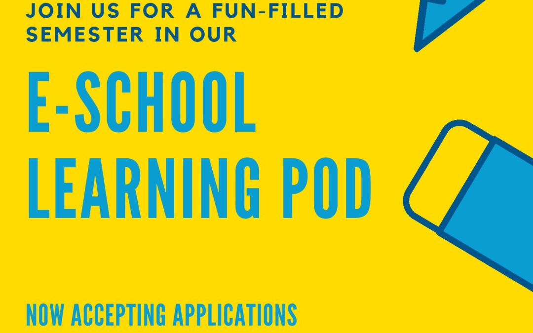 NEW – eSchool Learning Pod