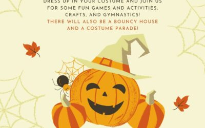 Mini Adventures – Halloween Mini Party